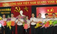 Bổ nhiệm nhiều lãnh đạo THADS Hà Nội