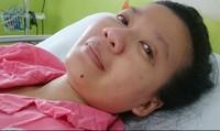 Nghị lực thép của thai phụ 8 tháng bị xe tải chèn qua bụng