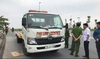 2 phụ nữ bị xe cứu hộ tông chết gần cầu cầu Nhật Tân