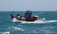 Tìm nam thanh niên mất tích giữa biển