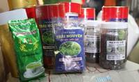 Mua trà không nhãn mác về đóng lon dán mác Thái Nguyên