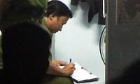 Vụ nổ súng chết người tại phòng trọ: Trung úy CSGT giải quyết mâu thuẫn cho bạn gái