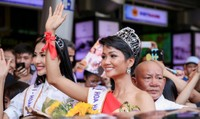 Hoa hậu H'Hen Niê: 'Mẹ tôi gọi hoa hậu là giải đặc biệt'