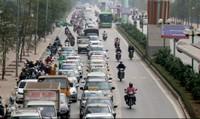 Hà Nội có thể cho các loại xe khác đi vào làn buýt nhanh