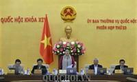 Rút Dự án Luật Công an nhân dân khỏi phiên họp Thường vụ Quốc hội kỳ này