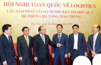 Thủ tướng: Chi phí logistics lớn có nhấn con tàu kinh doanh xuống thấp?
