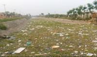 Ám ảnh con sông kín rác thải ở Khoái Châu, Hưng Yên
