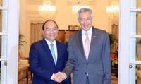Tuyên bố chung Việt Nam - Singapore