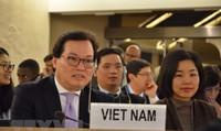 Việt Nam ủng hộ các nỗ lực của quốc tế nhằm giải trừ vũ khí hạt nhân