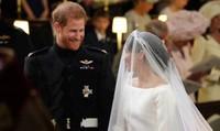 Những hình ảnh đặc sắc trong 'đám cưới cổ tích' của Hoàng tử Harry