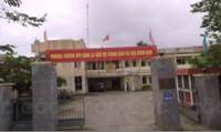 Kỷ luật cảnh cáo Trưởng Công an huyện Tư Nghĩa