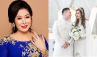 Không thể dự đám cưới con gái, NSND Hồng Vân nén nước mắt chia sẻ trên face