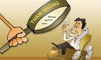 Nguyên tắc trong phòng, chống tham nhũng của Ủy ban kiểm tra