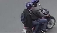 Truy tìm 2 nghi phạm ném vật liệu nổ làm nữ công an phường bị thương