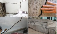 Nên đòi bồi thường bao nhiêu khi hàng xóm làm nứt tường nhà?