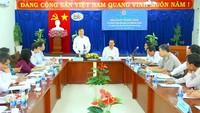 Bộ trưởng Lê Thành Long: Cà Mau là điểm sáng trong hoạt động Tư pháp của khu vực