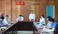 Bộ trưởng Lê Thành Long: Chính quyền Quảng Nam luôn đồng hành cùng công tác tư pháp tỉnh