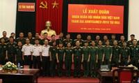 Xuất quân tham gia Hội thao Quân sự Quốc tế tại Nga