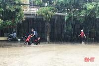 Sau bão, Bắc và Trung bộ khả năng mưa lớn nhiều ngày