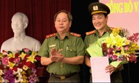 Triển khai quyết định nhân sự của Bộ trưởng Bộ Công an