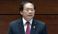 Tạm đình chỉ công tác Bộ trưởng Bộ TT&TT đối với ông Trương Minh Tuấn