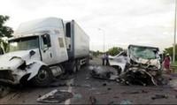 Siết chặt điều kiện an toàn với ô tô vận tải sau tai nạn làm 13 người chết