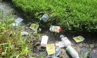 Gần nửa số người xét nghiệm tại Hà Nội bị nhiễm thuốc trừ sâu trong máu
