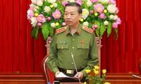 Thêm loạt cán bộ Bộ công an được bổ nhiệm