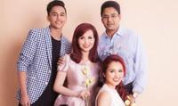 Hoa hậu Diệu Hoa khoe ảnh gia đình hạnh phúc cùng chồng Ấn Độ và 3 con