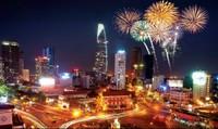 Bắn pháo hoa chào mừng ngày 2/9 tại 2 điểm ở TP HCM