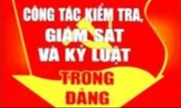 Kỷ luật Trưởng ban Dân vận Thành ủy Cam Ranh