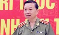 Bộ trưởng Tô Lâm khen ngợi chiến công xuất sắc của Công an Bình Định