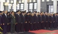 Cử hành trọng thể Quốc tang nguyên Tổng Bí thư Đỗ Mười