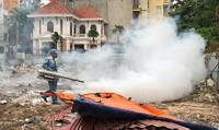 Lãnh đạo Hà Nội kêu gọi toàn thành phố phòng, chống 3 dịch nguy hiểm