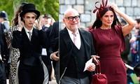 Sao mặc thế nào trong lễ cưới công chúa Anh?