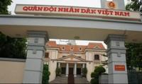 Lập loạt Tòa án quân sự quân khu, Tòa án quân sự khu vực