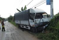 'Nhắm mắt' lao tốc độ 'tử thần', tài xế xe tải khiến 1 CSGT hy sinh