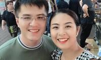 'Anh bạn lâu năm' điển trai bên Hoa hậu Ngọc Hân là ai?