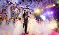 Tiết lộ bất ngờ về cô dâu và chú rể trong đám cưới 'khủng' ở Thái Nguyên