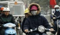 Không khí lạnh mạnh tràn về, Hà Nội rét tới 13 độ C