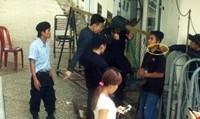 Hà Nội: Nhóm thanh niên đầu trọc hành hung thai phụ man rợ