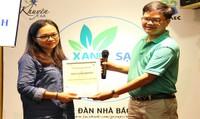 Báo PLVN đạt giải Vành Khuyên của diễn đàn nhà báo trẻ