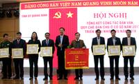 Công tác dân vận góp phần đưa vị thế Quảng Ninh xứng tầm khu vực