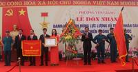 Phường Yên Giang đón nhận danh hiệu Anh hùng Lực lượng vũ trang