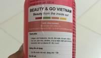Nước uống Beauty&Go quảng cáo thổi phồng tác dụng sản phẩm