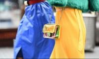 Túi xách trong suốt lên ngôi tại tuần lễ thời trang thu đông 2018