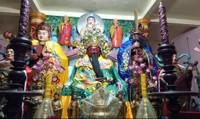 Độc đáo ngôi chùa thờ hàng trăm bức tượng ở miền Tây