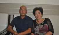 Đoàn viên gia đình sau 43 năm mang phận mồ côi xứ người