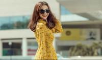 Hè về, học cách mặc váy hoa đẹp như mỹ nhân Việt