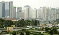 Đường chưa thông, ngừng xây cao ốc ở nội thị